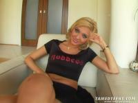 Adriana - TamedTeens